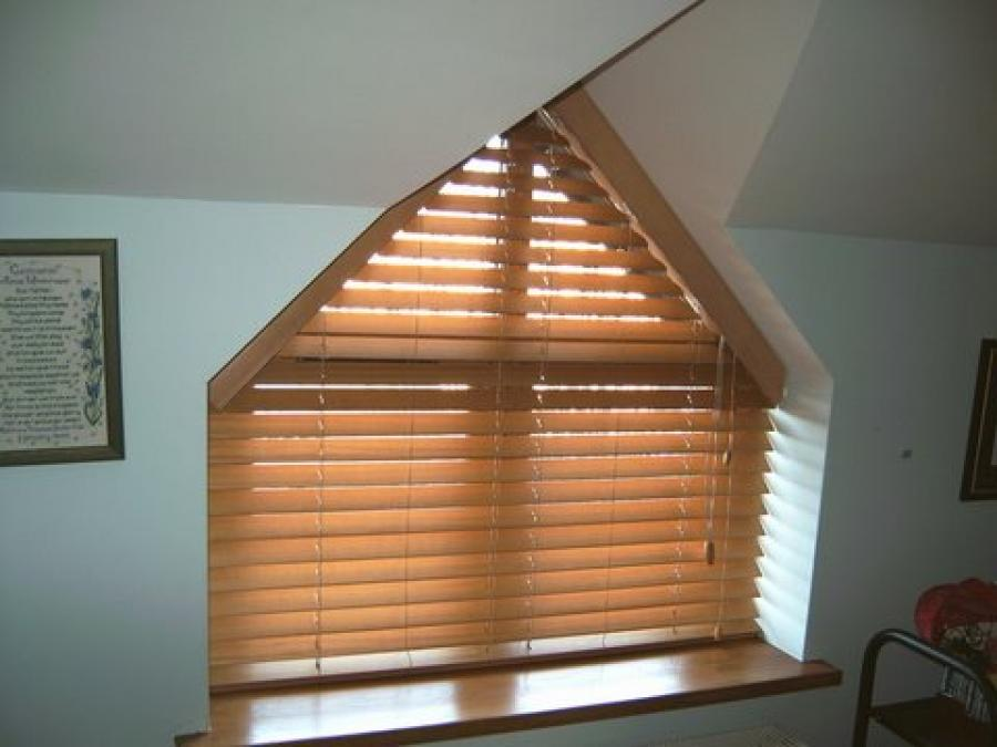 Shaped Blinds - Lloyds Blinds
