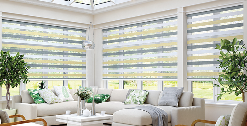 Duo Roller Blinds Lloyds Blinds