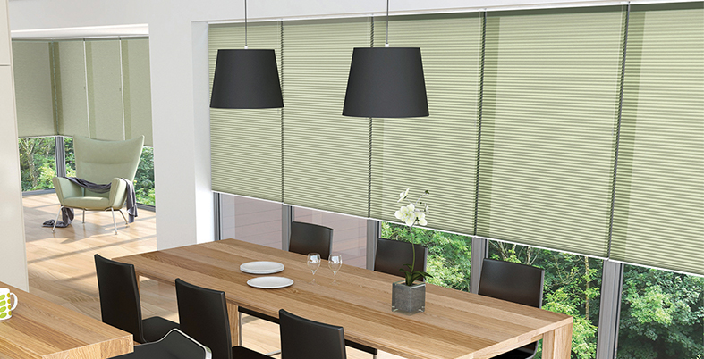Pleated Blinds Lloyds Blinds