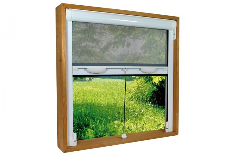 Fly Insect Screen Vertical Med Hr Lloyds Blinds